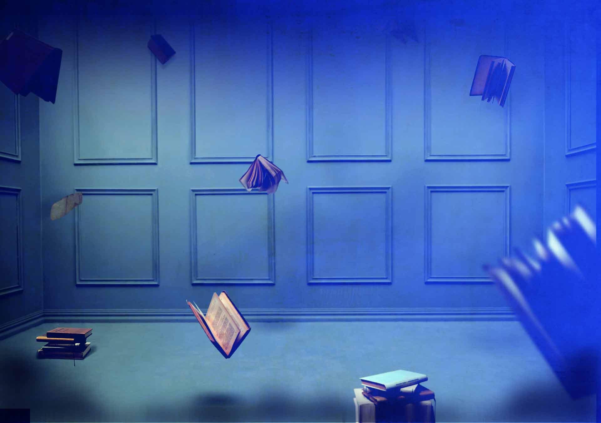 חדר ספריה